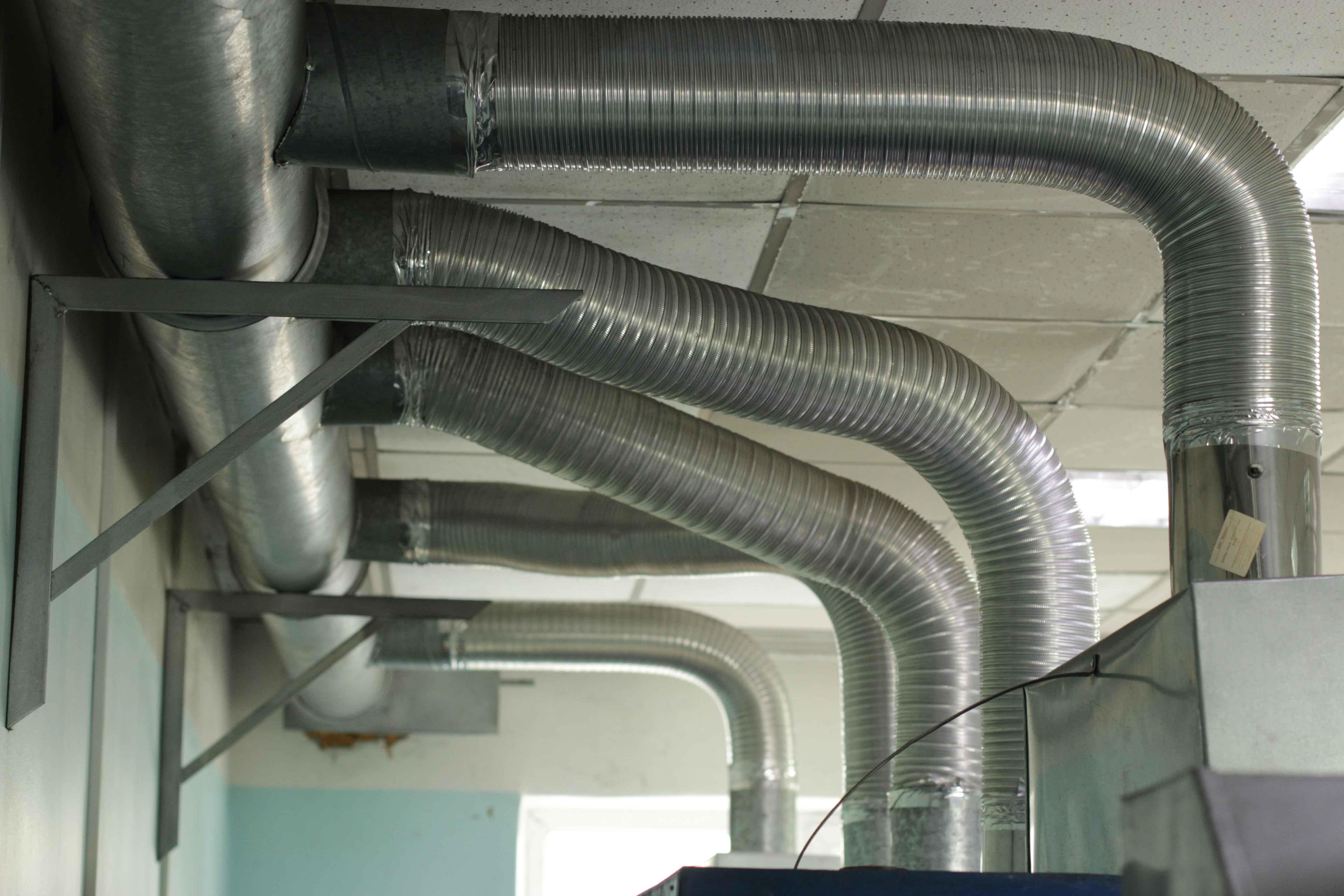 Tubos de extracción de gases