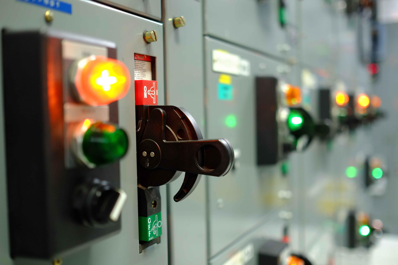 Cuadros eléctricos de fábrica